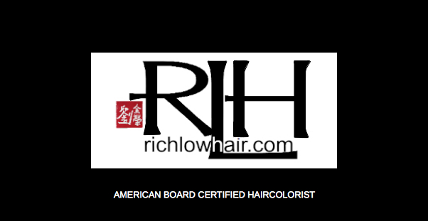 Rich Low Hair at Serandi Salon Laguna Beach, CA hairstylist